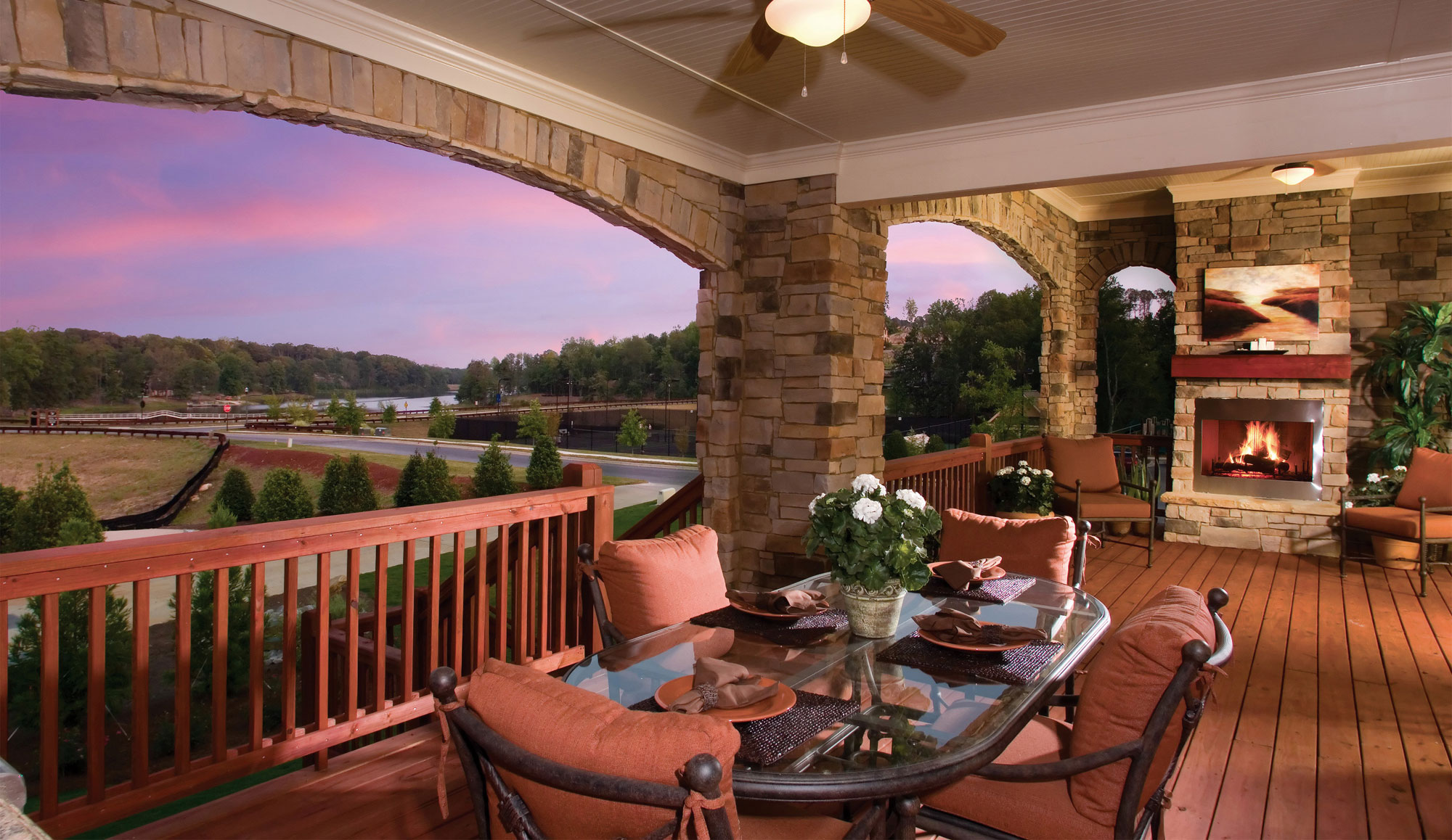 Show off your outdoor space to its fullest potential